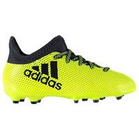Ghete de fotbal adidas X 17.3 FG baieti