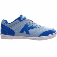 Ghete fotbal Indoor Kelme Precision Elite 20 Indoor albastru 55871 9421