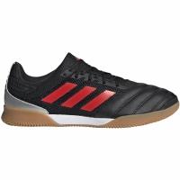 Ghete fotbal sala fotbal Adidas Copa 193 IN negru Hall F35502