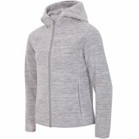 Jacheta ' polar 4F HJZ18 JPLD001 gri pentru fete copii