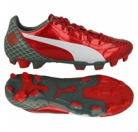 Ghete fotbal PUMA EVO POWER 4.2 imprimeu Graphic FG / 103431 01