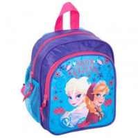 Ghiozdan Gradinita Copii Fete Queens Disney Frozen 26 Cm