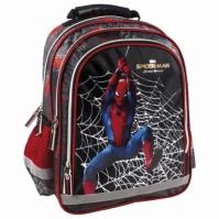 Ghiozdan Scoala Copii Baieti Comming Spiderman 38 Cm