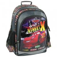 Ghiozdan Scoala Copii Baieti Street X Disney Cars 39 Cm