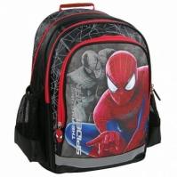 Ghiozdan Scoala Copii Baieti Ultimate Spiderman 38 Cm
