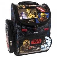 Ghiozdan Scoala Copii Ergonomic Baieti Star Wars 37 Cm