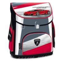 Ghiozdan Scoala Copii Erogonomic Baieti Lamborghini Turbo 41 Cm