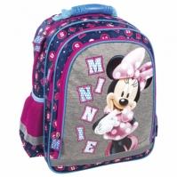 Ghiozdan Scoala Copii Fete Disney Minnie Mouse 38 Cm
