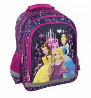 Ghiozdan Scoala Copii Fete Disney Princess Roz 38 Cm