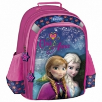 Ghiozdan Scoala Copii Fete Elsa Si Anna Disney Frozen 39 Cm