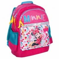 Ghiozdan Scoala Copii Fete Music Disney Minnie Mouse 42 Cm