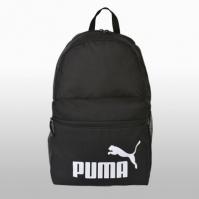 Ghiozdan negru Puma Phase Backpack 075487-01 Unisex