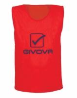 Vesta diferentiere Givova PRO CT01 rosu