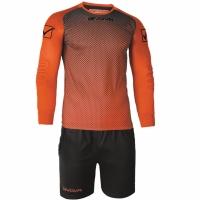Set echipament portar Givova Manchester Portiere portocaliu-negru barbati