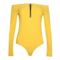 Glamorous cu fermoar Bodysuit