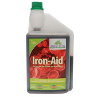 Global Herbs Iron Aid Supplement