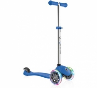 Globul Primo Lights 3 RoȚi Scooter - bleumarin