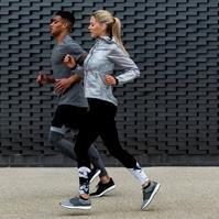 Adidasi sport Gola Active X Pand Fly pentru Femei negru gri