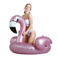 Golddigga Inflatable Flamingo pentru adulti