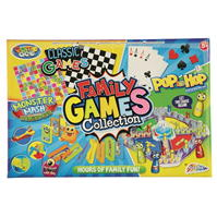 Grafix Mega Family Games Collection