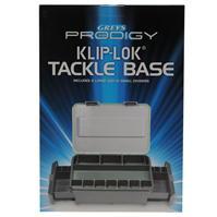 Greys Prodigy Klip Lok Tackle Base