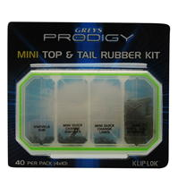 Greys Prodigy Top and Tail cauciuc Kit