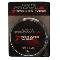 Greys Prowla 7 Strand Wire