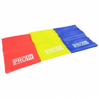 Set 3 Benzi elastice fitness PROFIT 200x15cm /