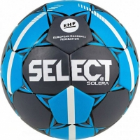 Handbal Select Solera Senior 3 2019 Official EHF gri-albastru 16051