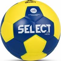 Handbal Select Foam IV size.0 mini galben bleumarin 14146 pentru Copii