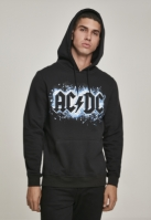 Hanorac ACDC Shattered negru Merchcode