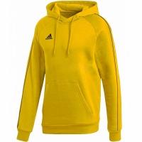 Hanorac Adidas Core 18 galben FS1896