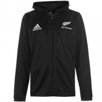 Hanorac adidas New Zealand All Blacks cu fermoar pentru Barbati