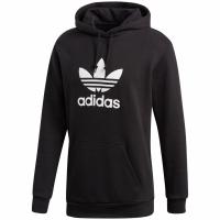 Hanorac Adidas Trefoil negru DT7964 barbati