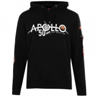 Hanorac Alpha Industries Apollo 11 Anniversary Badge