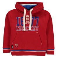Hanorac Anglia Cricket Cricket clasic Performance pentru baieti