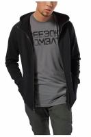 Mergi la hanorac barbati reebok combat hoodie fz negru