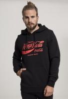 Hanorac Coca Cola Rus negru Merchcode
