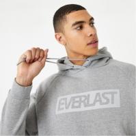 Hanorac Everlast Overhead Logo gri