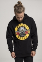 Hanorac Guns n Roses Logo negru Merchcode