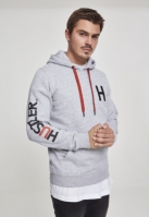 Hanorac Hustler Logo deschis-gri Merchcode