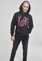 Hanorac Korn Logo negru Merchcode