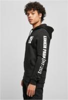 Hanorac Linkin Park Anniversary Logo negru Merchcode