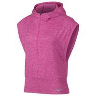 Hanorac Nike Element fara maneci pentru Femei