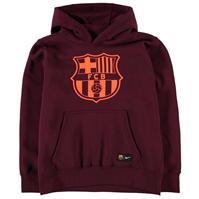 Hanorac Nike FC Barcelona Crest pentru baietei