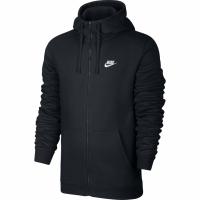 Hanorac Nike M NSW FZ FLC Club 804389 010 barbati