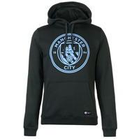 Hanorac Nike Manchester City FC Crest pentru Barbati