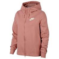 Hanorac Nike Optic cu fermoar pentru Femei