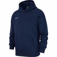 Hanorac Nike PO FLC TM Club 19 bleumarin AJ1544 451 pentru copii