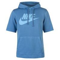 Hanorac Nike cu Maneca Scurta Wash pentru Barbati